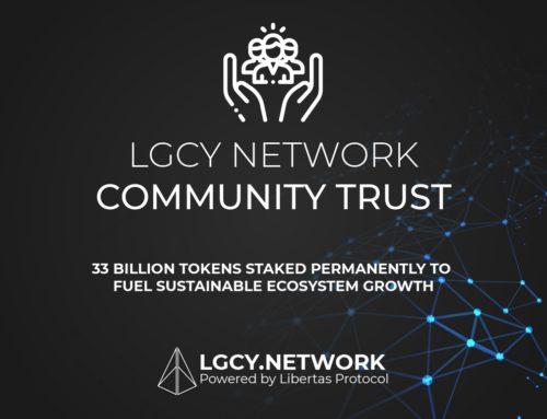 LGCY Network establish the Community Trust Initiative